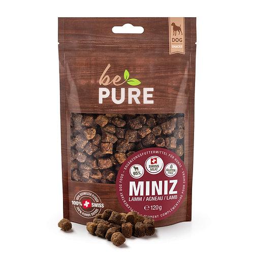 bePure Miniz Lamm (120g)