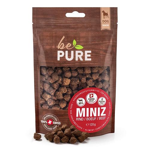 bePure Miniz Rind (120g)