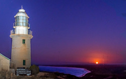 Lighthouse Exmouth 3853