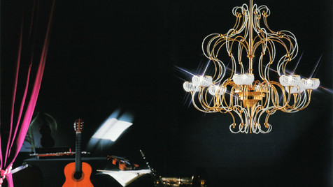 Profili Lighting Concerto