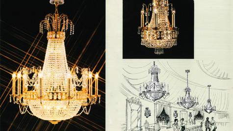 Profili Lighting Pantheon