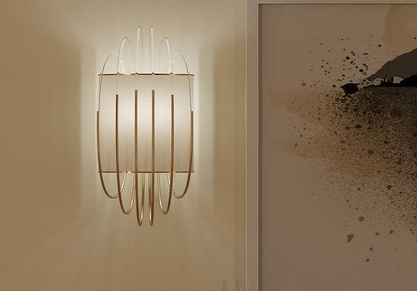 Profili Lighting Diapason Wall Lamp