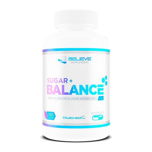 BELIEVE SUGAR BALANCE