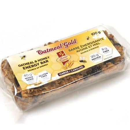 Oatmeal Gold Bars (12 bars)