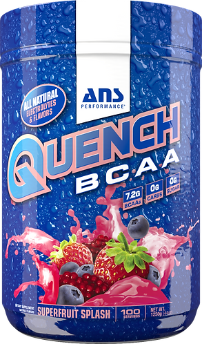 ANS QUENCH 100 SERVINGS
