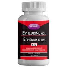 iHEALTH EPHEDRINE