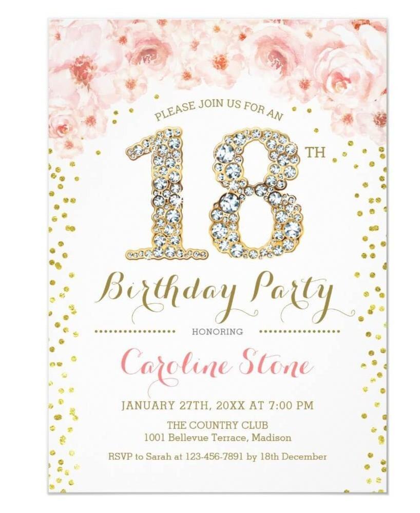 birthday parade invitations