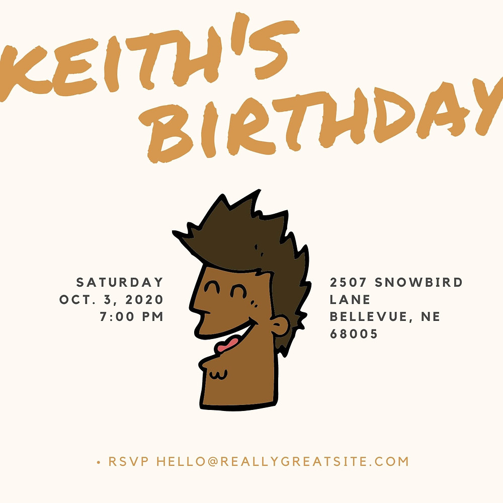 free online birthday invitations