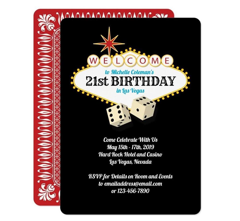 birthday invites walgreens