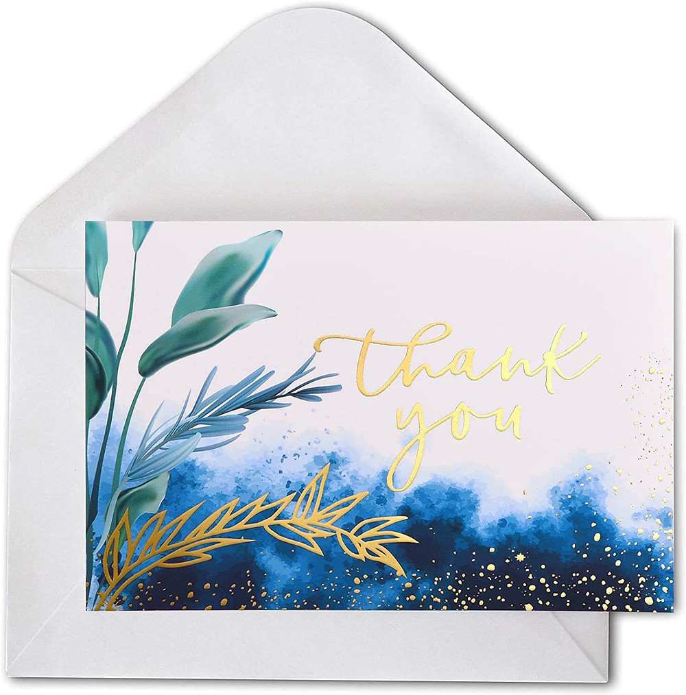 thank you notes for your business