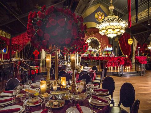 • Romanov Restaurant and Lounge
