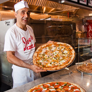 • Joe's Pizza