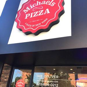 • Michael's Pizza