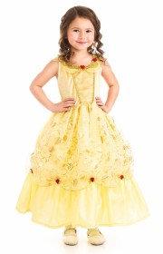 Yellow Beauty Dress