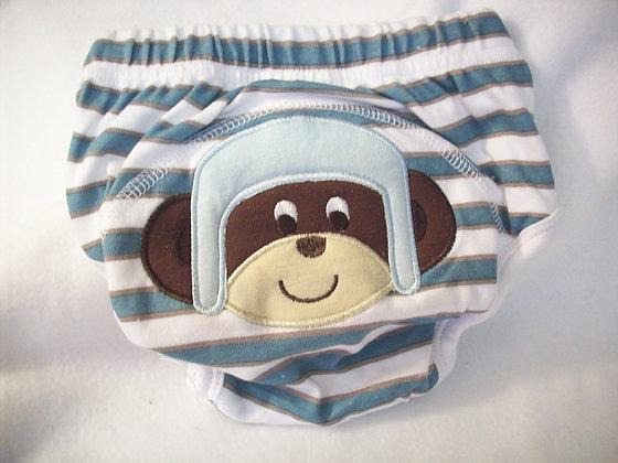 Babyfriend Football Bear Training Pants