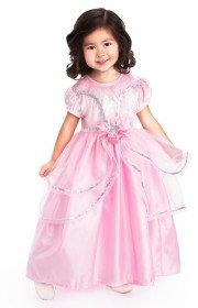 Royal Pink Princess Dress