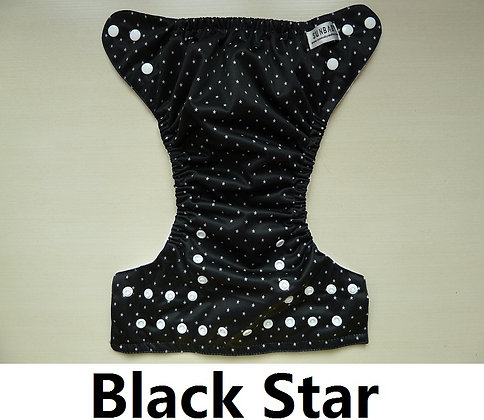 Black Star by Sunbaby