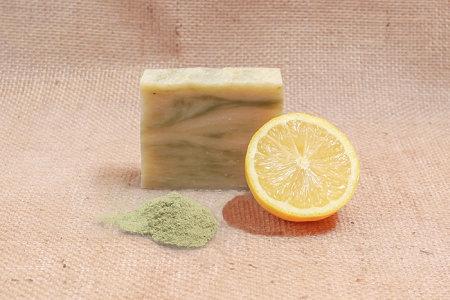 Cool Citrus Herb Soap Bar
