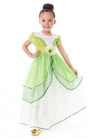 Lily Pad Princess Dress