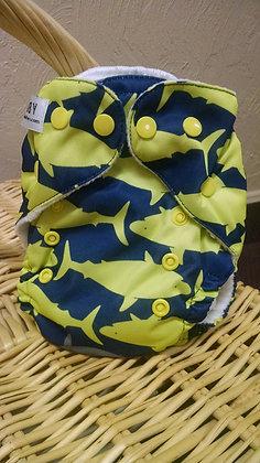 Yellow Fish by Sunbaby