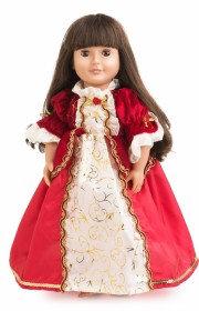 Doll Winter Beauty Dress