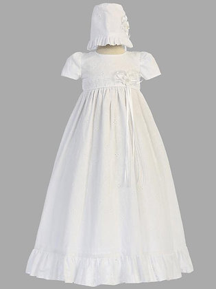 Kelly Christening  or Blessing Gown