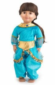 Doll Arabian Princess Dress