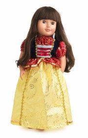Doll Snow White Dress