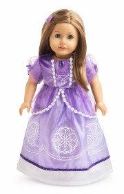 Doll Amulet Princess Dress
