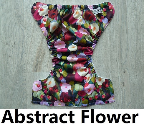 Abstract Flower by Sunbaby