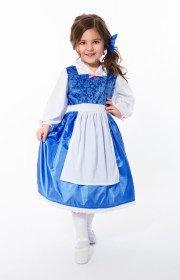 Beauty Day Dress w/ Hair Bow