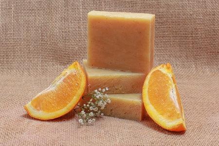Ylang Ylang Orange Soap Bar