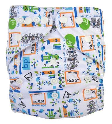 Prototype Pocket Diaper