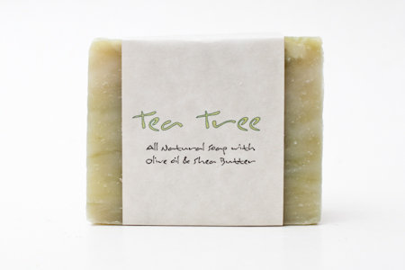 Tea Tree Soap Bar