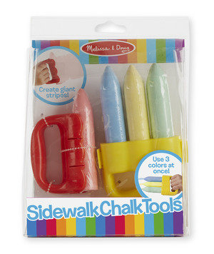 Sidewalk Chalk Tools