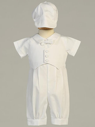 Tyler Christening  or Blessing Outfit