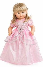 Doll Royal Pink Princess Dress