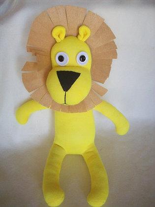 Lion Sock Animal