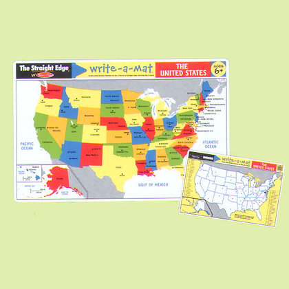United States Learning Mat MD5038