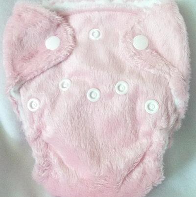 Pink Minky THX