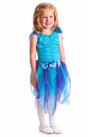 Teal Fairy Dress