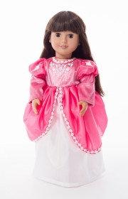 Doll Mermaid Ball Gown