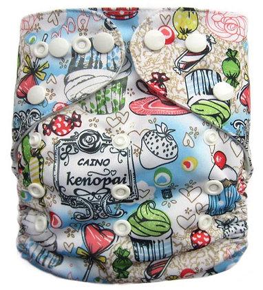 Bon Voyage Pocket Diaper