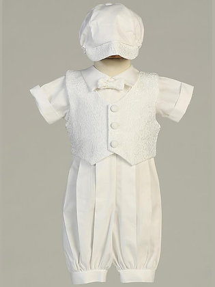 Allen Christening  or Blessing Outfit
