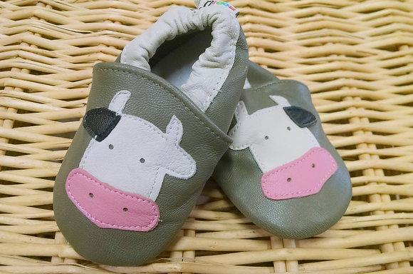 Cow Soft Shoes
