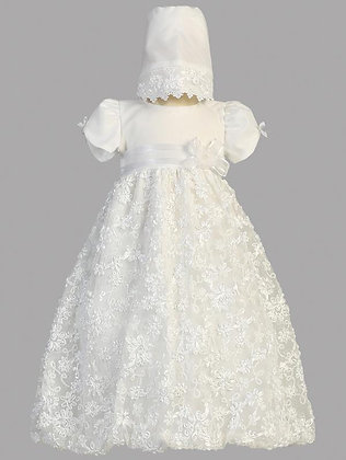 Amber Christening  or Blessing Gown