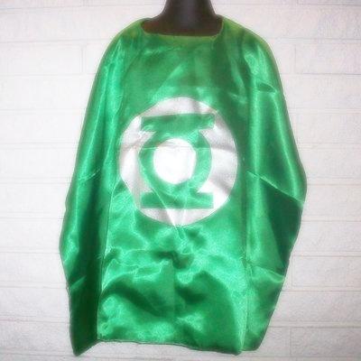 Green Lantern Inspired Cape