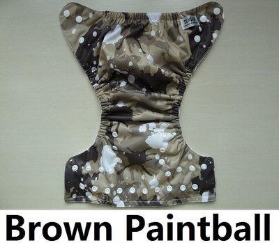 Brown Paintball by Sunbaby