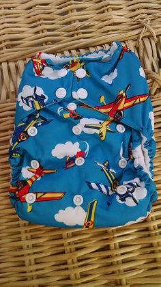 Blue Airplane THX