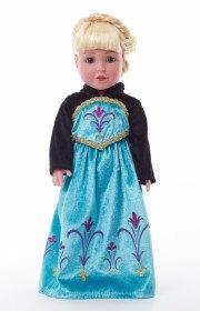 Doll Ice Queen Coronation Dress